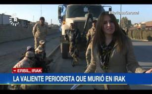 INFORME RUDAW AL AIRE EN NOTICIAS CARACOL