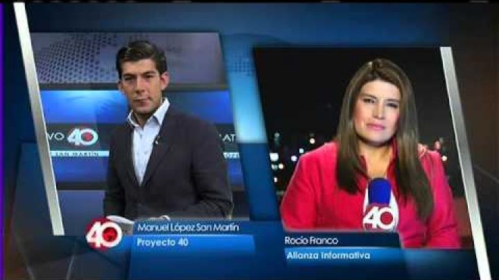 ALIANZA ROCIO ELECCIONES PROYECTO 40